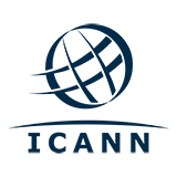 ICANN Logo: Click to visit the ICANN.org home page